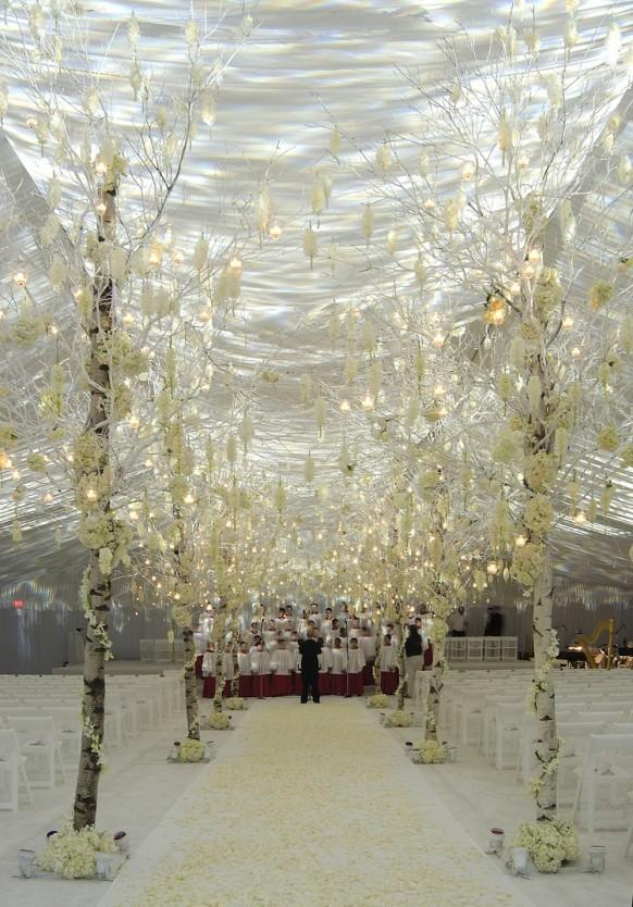 Dream Wedding Aisle Decor Ideas Decorations 1497027 Weddbook