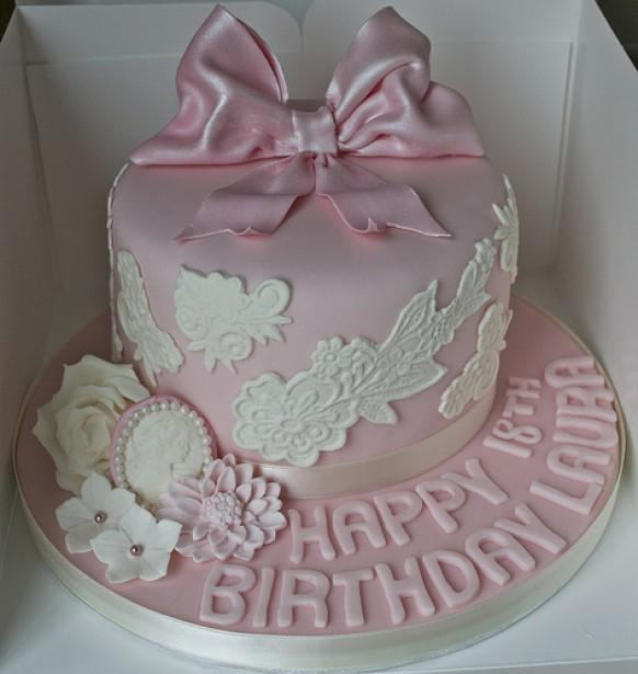 Wedding Cakes 18th Birthday Cake 1987723 Weddbook