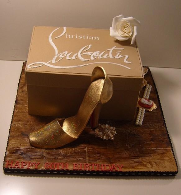 Christian Louboutin - Christian Louboutin Shoe Box And Shoe #1987939 - Weddbook & Christian Louboutin - Christian Louboutin Shoe Box And Shoe ... Aboutintivar.Com