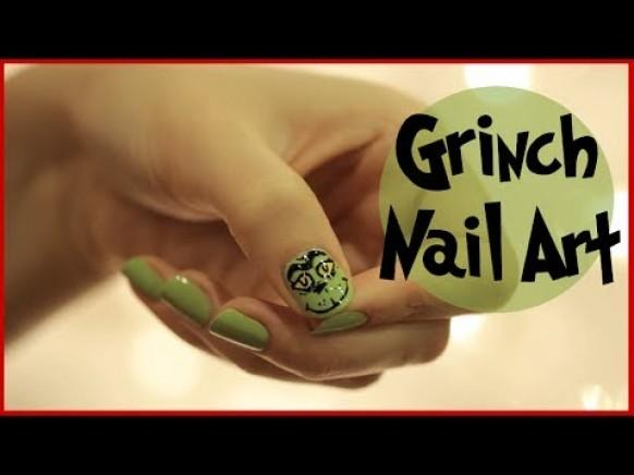 Christmas Wedding Gifts Nail Art For Christmas The Grinch