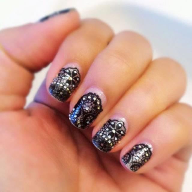 Maybelline New York Pegatinas-Midnight Lace Uñas #2062832 - Weddbook