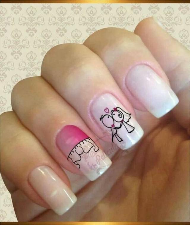 Wedding Nail Designs - Wedding Nails #2065179 - Weddbook