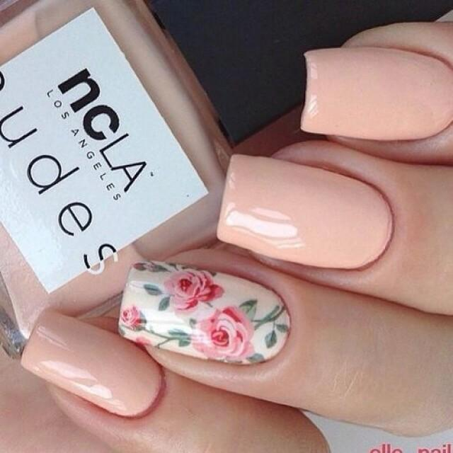 Nude Nail Art Designs That Will Look Great On Every Skin Tone 2518708