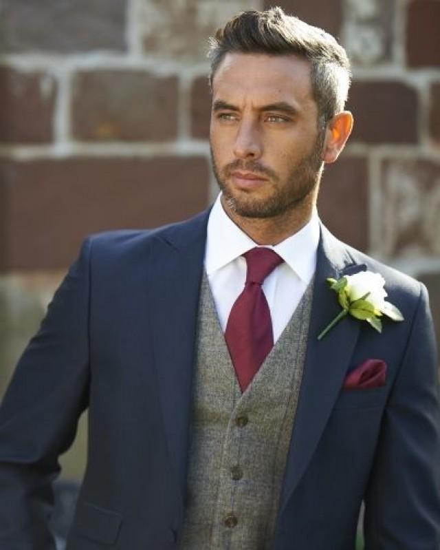 Groom - Uppington - Lounge Suits - Wedding Suits #2532397 - Weddbook