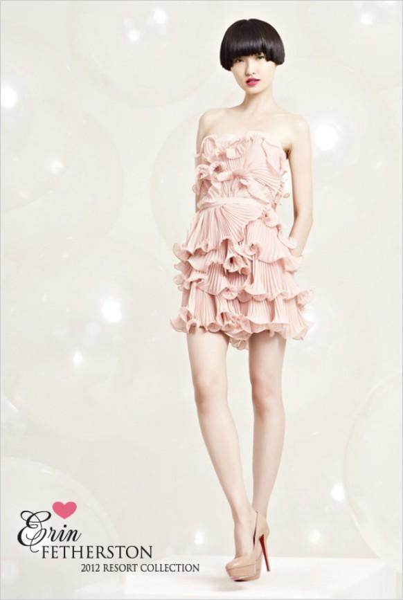 Erin By Erin Fetherston Wedding Cake Dress