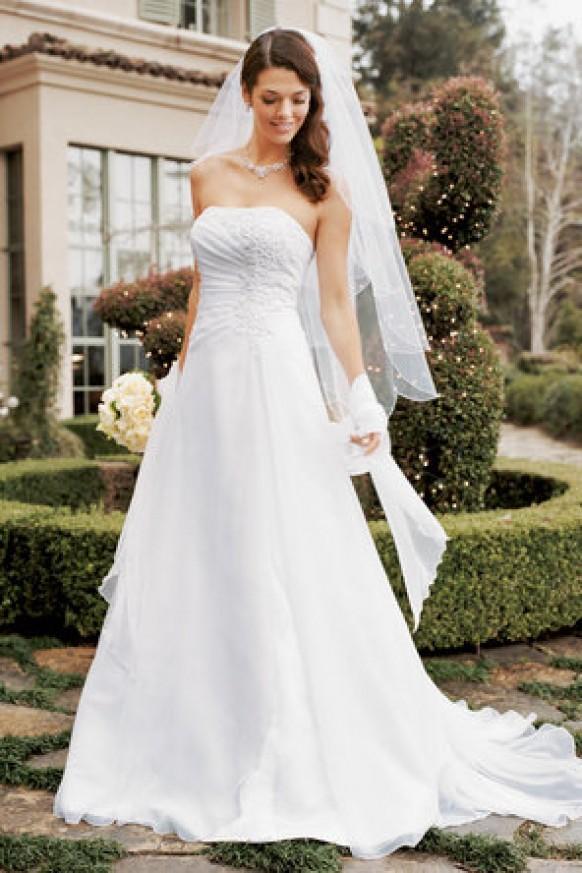 Wedding Nail Designs - David\'s Bridal #794758 - Weddbook