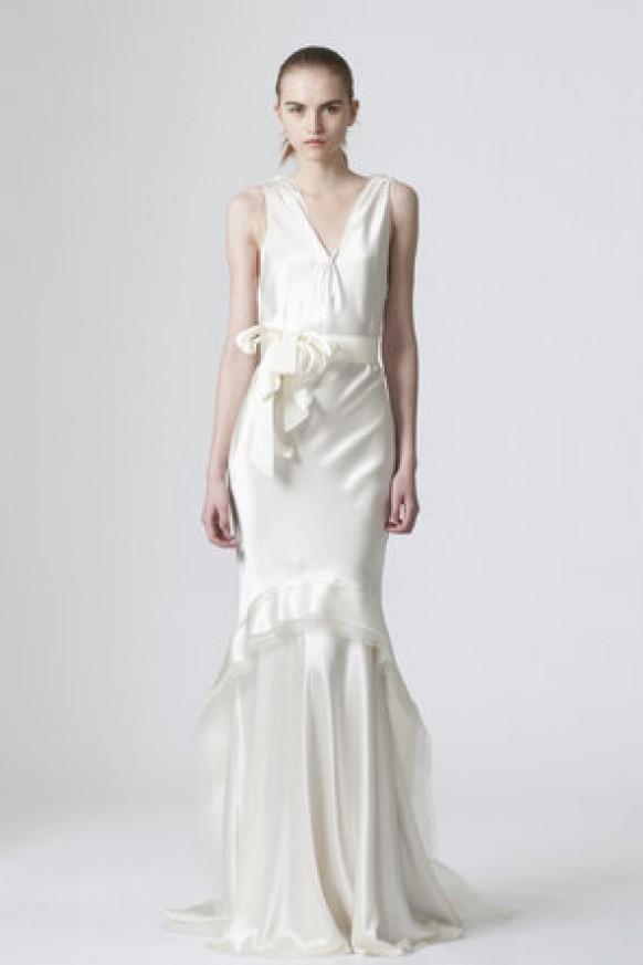 Vera Wang Abito Da Sposa ♥ Abiti Da Sposa Semplici #794974 - Weddbook