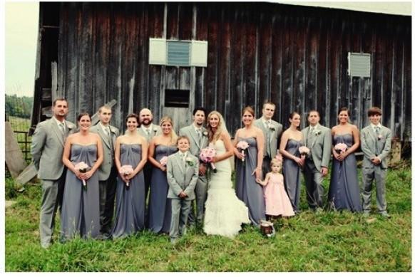 Silver Wedding Silver Wedding Color Palettes 798755 Weddbook