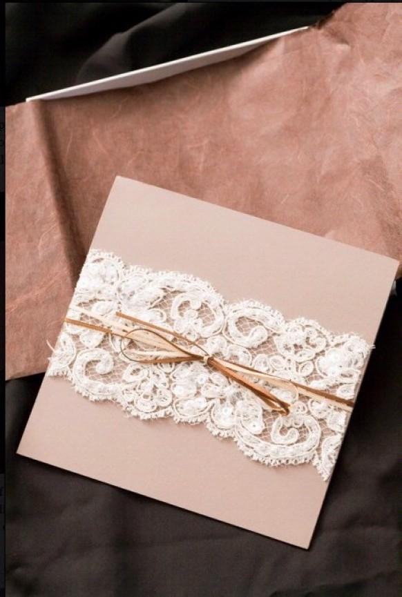 DIY Lace Wedding Invitation Cheap Wedding Invitation 803719 – Diy Wedding Invitations Lace