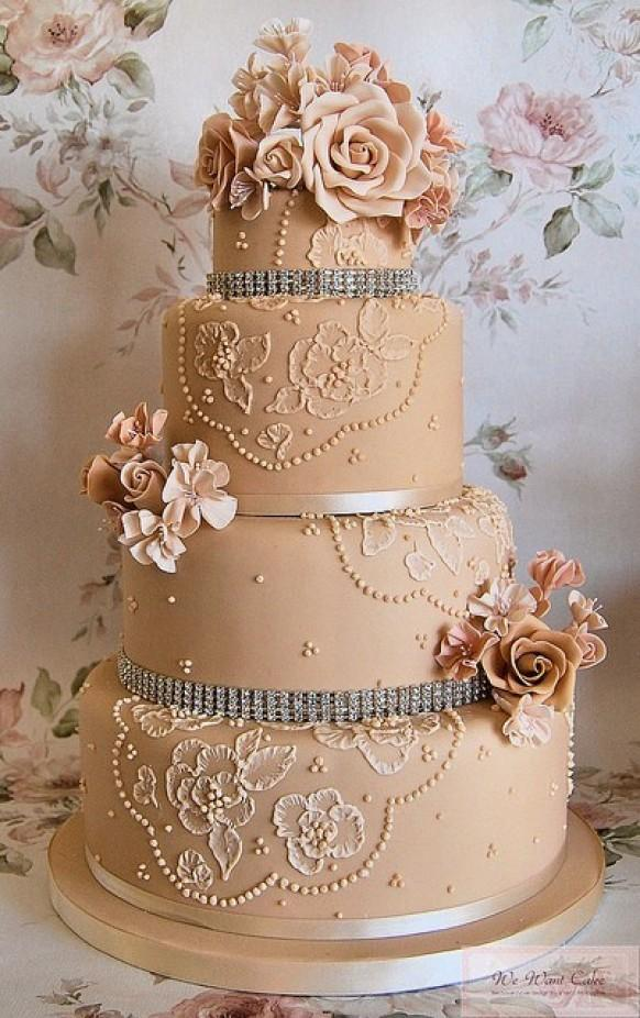 Special Cake Design Kl : Baroque Wedding - Special Wedding Cake Design #805207 ...